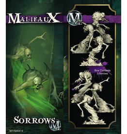 Wyrd miniatures WYR20414 Neverborn: Sorrows (3) Plastic Box