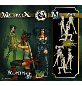 Wyrd miniatures WYR20505 Outcasts: Ronin (3)