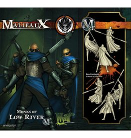 Wyrd miniatures WYR20707 Ten Thunders: Monks of the Low River