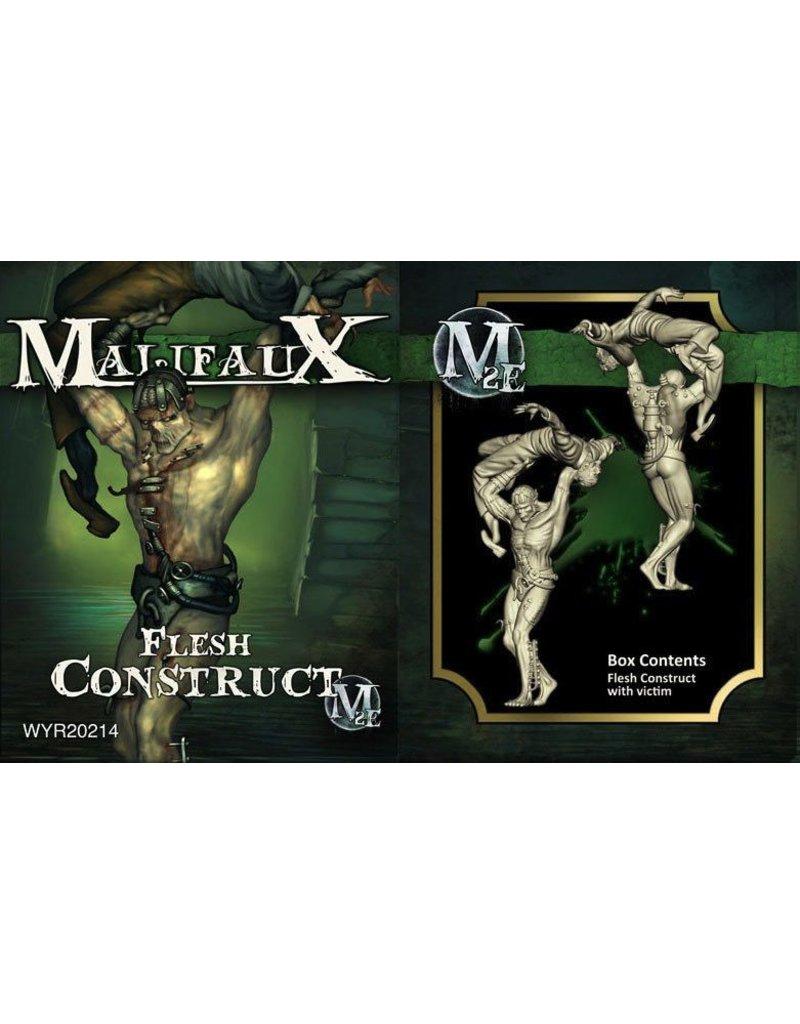 Wyrd miniatures WYR20214 Resurrectionists: Flesh Construct (w/victim)