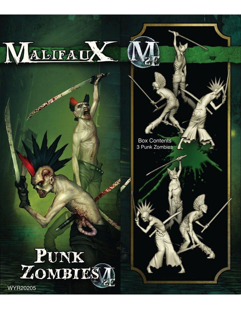 Wyrd miniatures WYR20205 Resurrectionists: Punk Zombies (3)