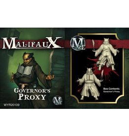 Wyrd miniatures WYR20109 Guild: Governor's Proxy