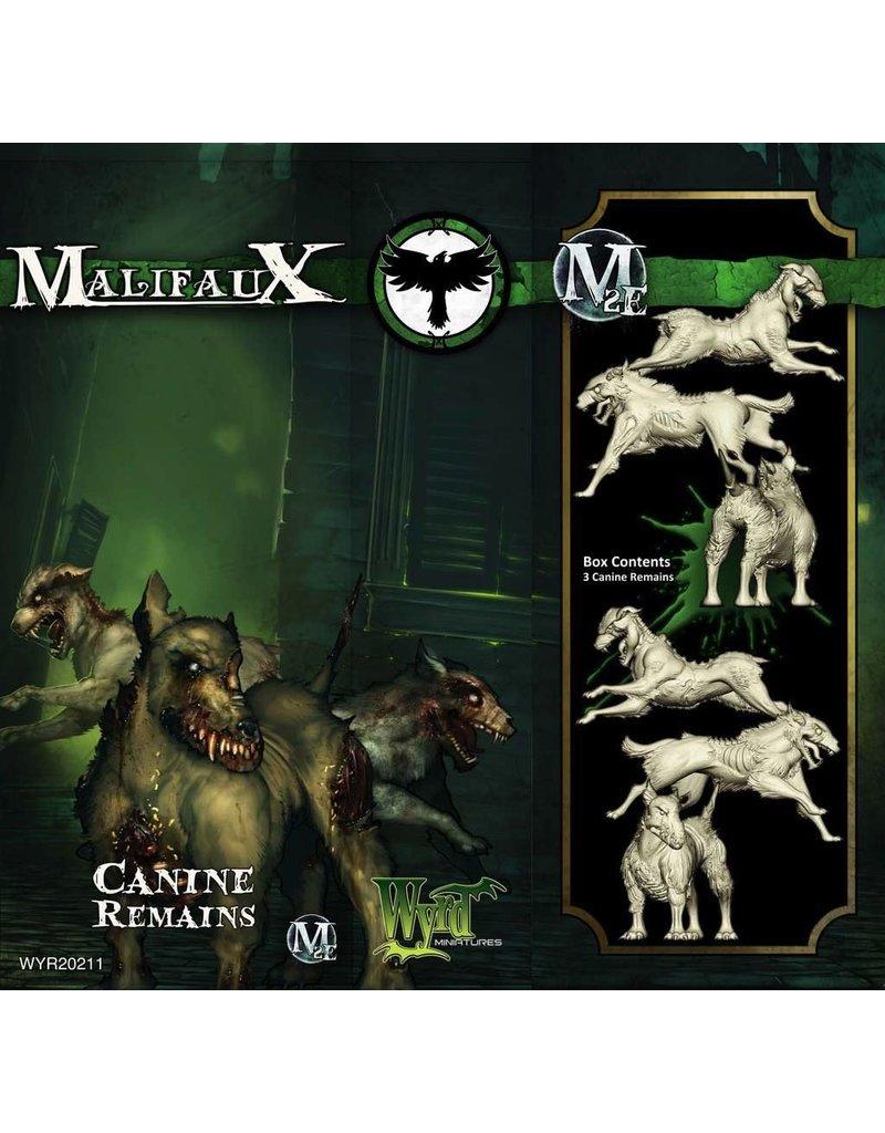 Wyrd miniatures WYR20211 Resurrectionists: Canine Remains