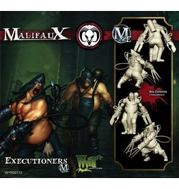 Wyrd miniatures WYR20112 Guild: Executioners (2)