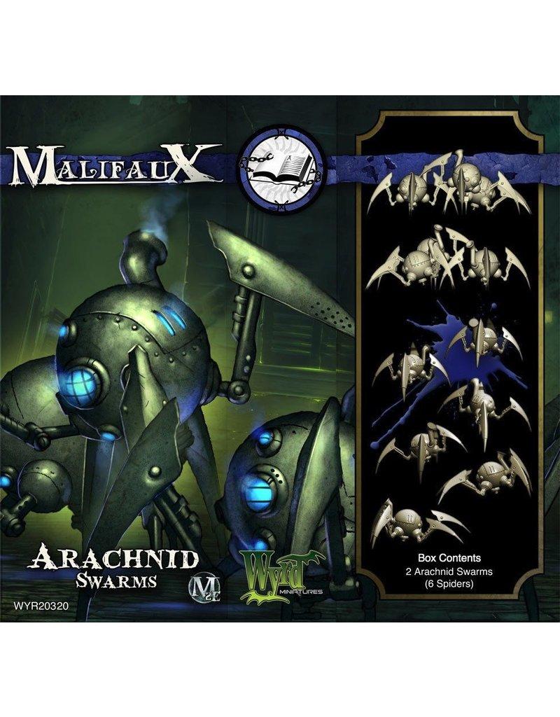 Wyrd miniatures WYR20320 Arcanists: Steam Arachnid Swarm (2)
