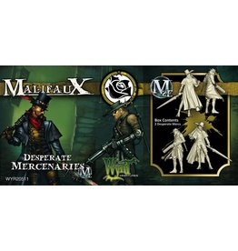 Wyrd miniatures WYR20511 Outcasts: Desperate Mercenary (2)