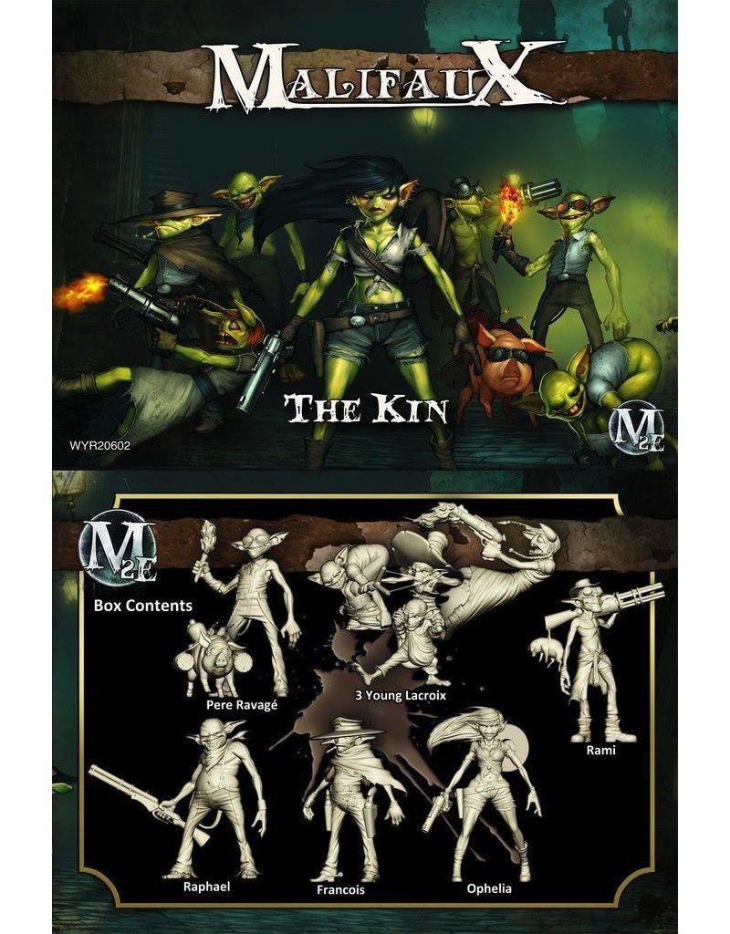 Wyrd miniatures WYR20602 Gremlins: The Kin (Ophelia Crew)