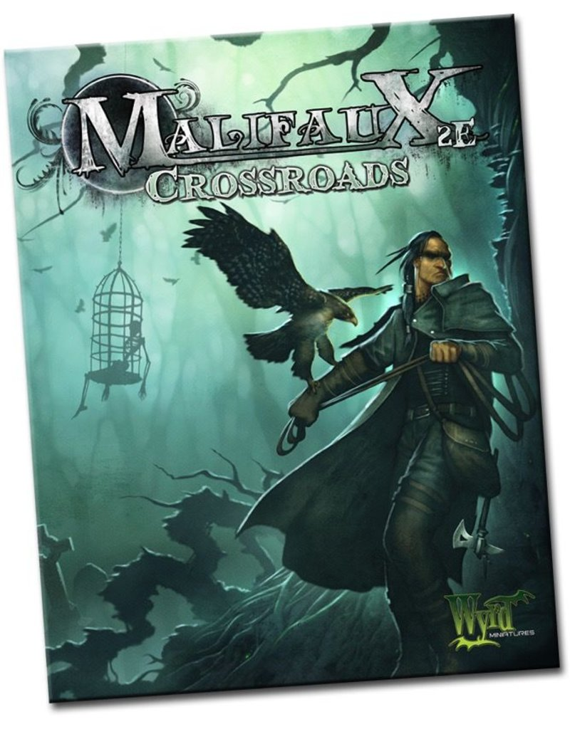 Wyrd miniatures WYR20013 Crossroads: Malifaux 2nd Edition