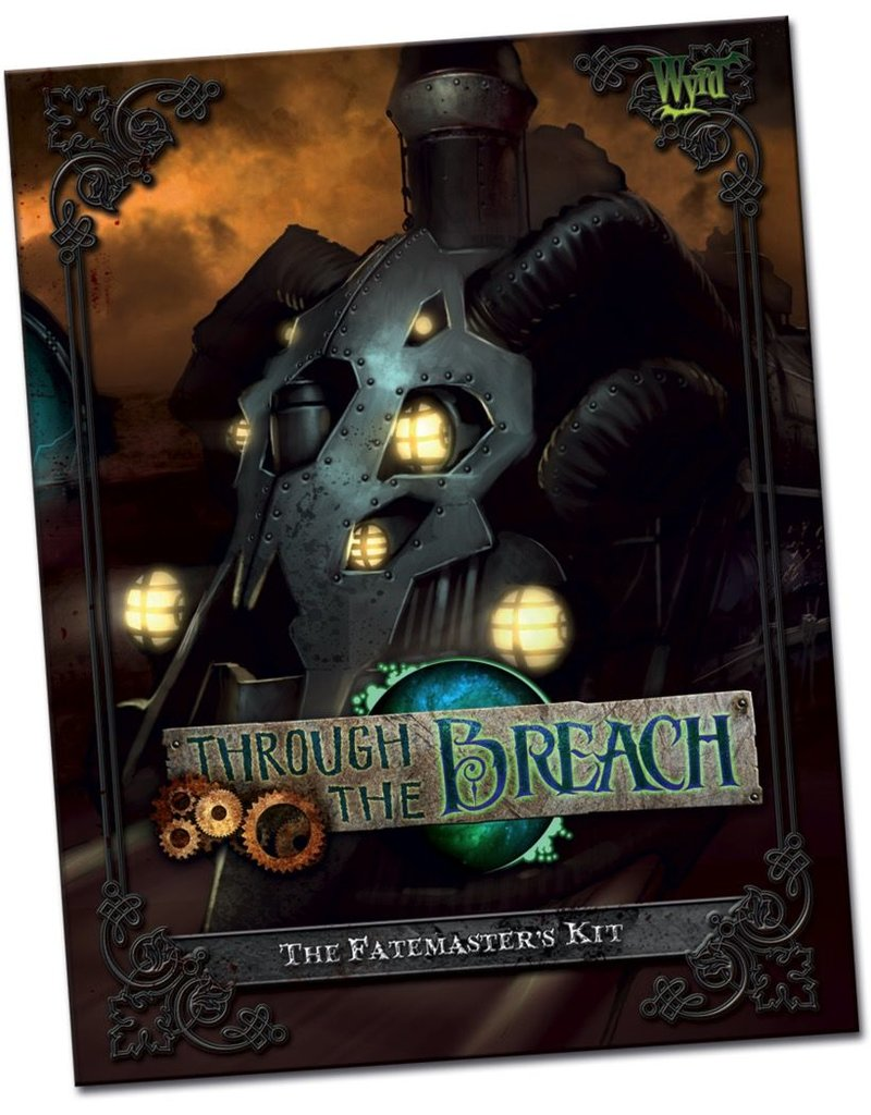 Wyrd miniatures WYR30403 Through the Breach RPG: Fate Master's Kit