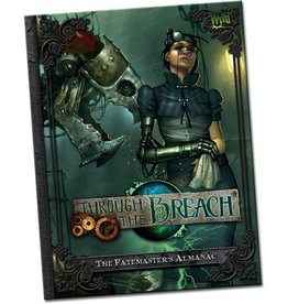 Wyrd miniatures WYR30101 Through the Breach RPG: The Fate Master's Almanac