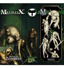 Wyrd miniatures WYR20213 Resurrectionists: Mindless Zombies (5)