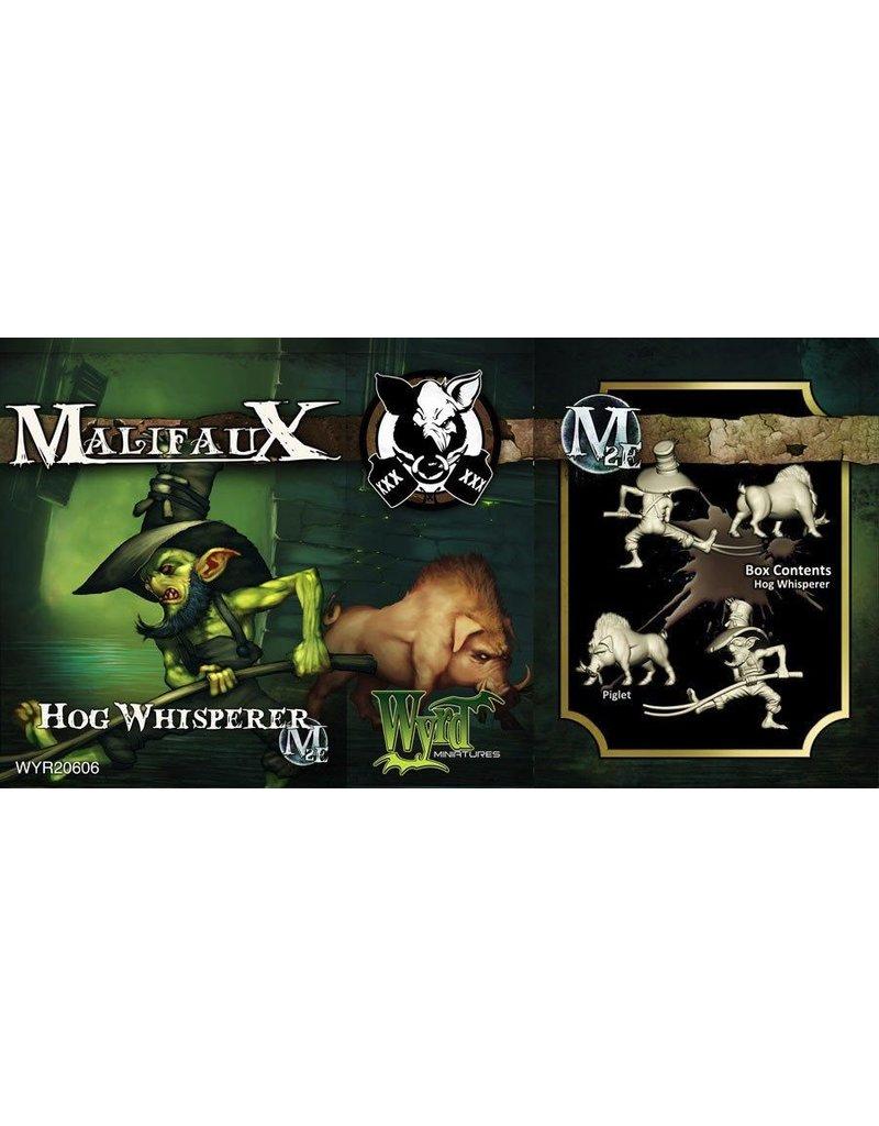 Wyrd miniatures WYR20606 Gremlins: Hog Whisperer