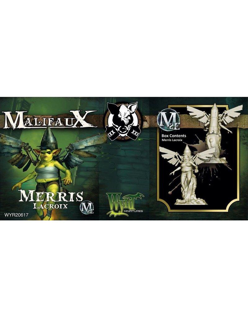 Wyrd miniatures WYR20617 Gremlins: Merris LaCroix