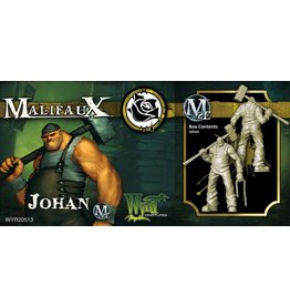 Wyrd miniatures WYR20513 Outcasts: Johan