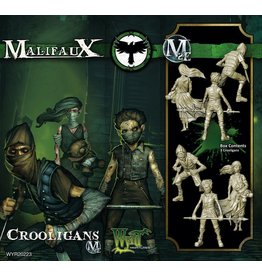 Wyrd miniatures WYR20223 Resurrectionists: Crooligans (3)