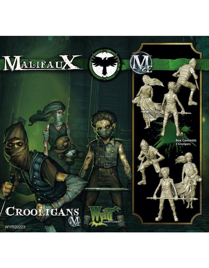Wyrd miniatures WYR20223 Resurrectionists: Crooligans (3)