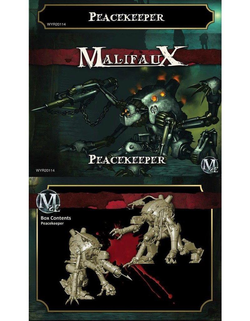 Wyrd miniatures WYR20114 Guild: Peacekeeper