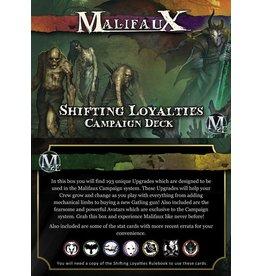 Wyrd miniatures WYR20030 Malifaux: Shifting Loyalties Campaign Deck