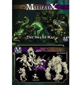 Wyrd miniatures WYR20403 Neverborn: The Swamp Hag (Zoraida Crew)