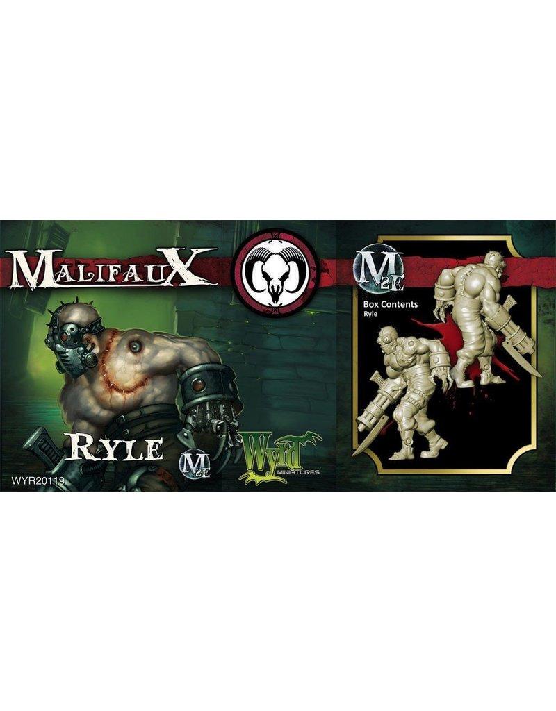 Wyrd miniatures WYR20119 Guild: Ryle