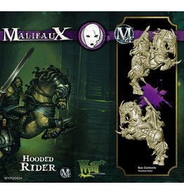 Wyrd miniatures WYR20424 Neverborn: Hooded Rider