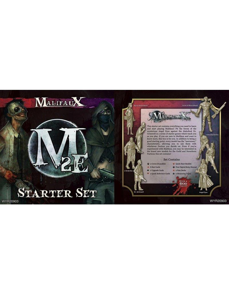 Wyrd miniatures WYR20903 M2E Starter Box