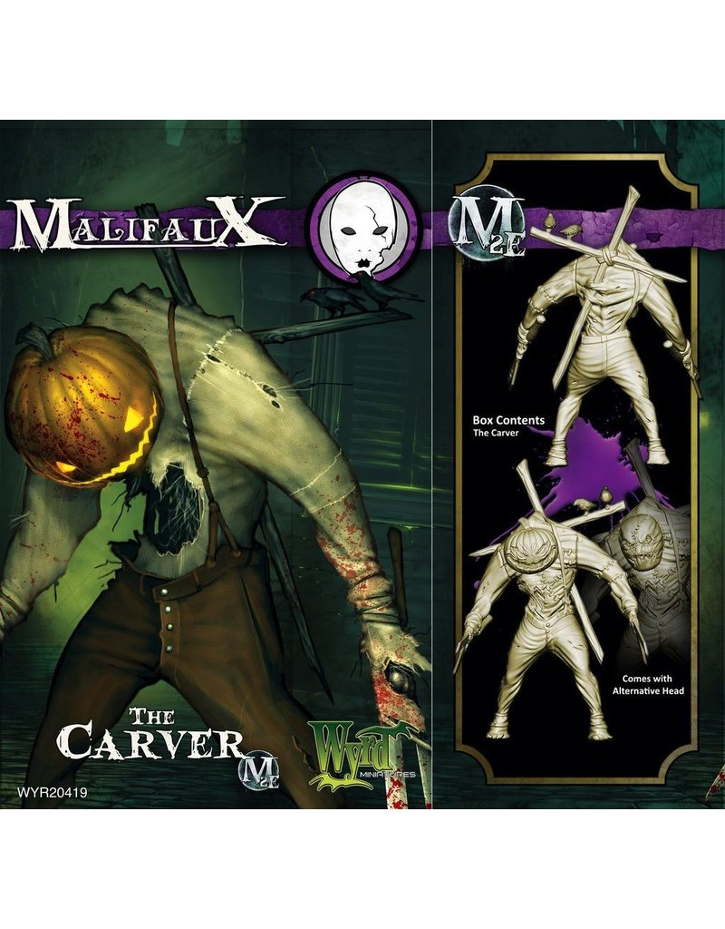 Wyrd miniatures WYR20419 Neverborn: The Carver