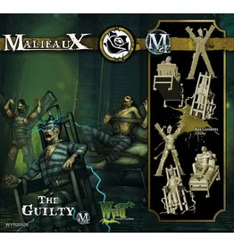Wyrd miniatures WYR20526 Outcasts: The Guilty