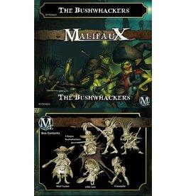 Wyrd miniatures WYR20623 Gremlins: The Bushwhackers (Mah Tucket Crew)