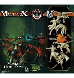 Wyrd miniatures WYR20712 Ten Thunders: Monk of High River (3)