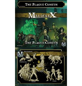 Wyrd miniatures WYR20503 Outcasts: The Plague Cometh (Hamelin Crew)