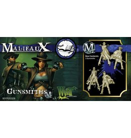 Wyrd miniatures WYR20328 Arcanists: Gunsmiths