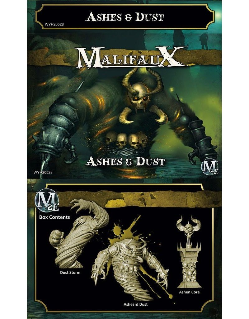 Wyrd miniatures WYR20528 Outcasts: Ashes & Dust