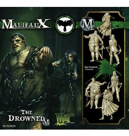 Wyrd miniatures WYR20229 Resurrectionists: The Drowned