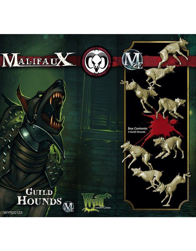 Wyrd miniatures WYR20123 Guild: Hounds (4)