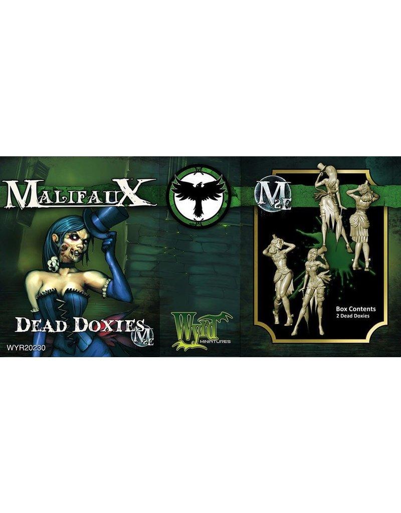 Wyrd miniatures WYR20230 Resurrectionists: Dead Doxies (2)