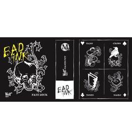 Wyrd miniatures WYR20033 Bad Ink Fate Deck