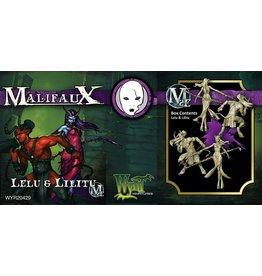 Wyrd miniatures WYR20429 Neverborn: Lelu & Lilitu