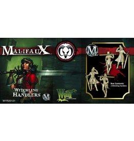 Wyrd miniatures WYR20121 Guild: Witchling Handlers (2)