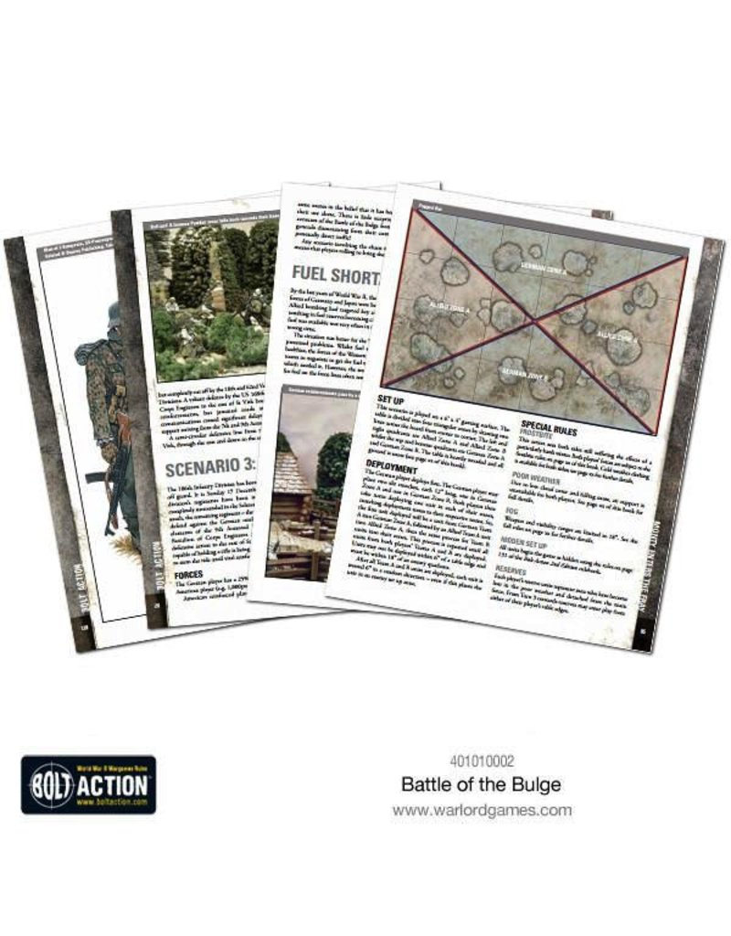 Bolt Action Bolt Action: Campaign: Battle of the Bulge