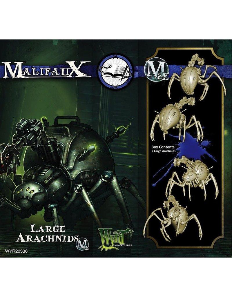 Wyrd miniatures WYR20336 Arcanists: Large Arachnids (2)