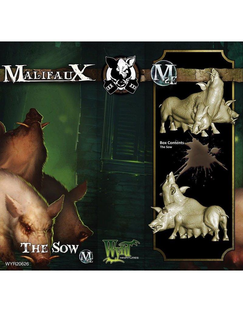 Wyrd miniatures WYR20626 Gremlins: The Sow