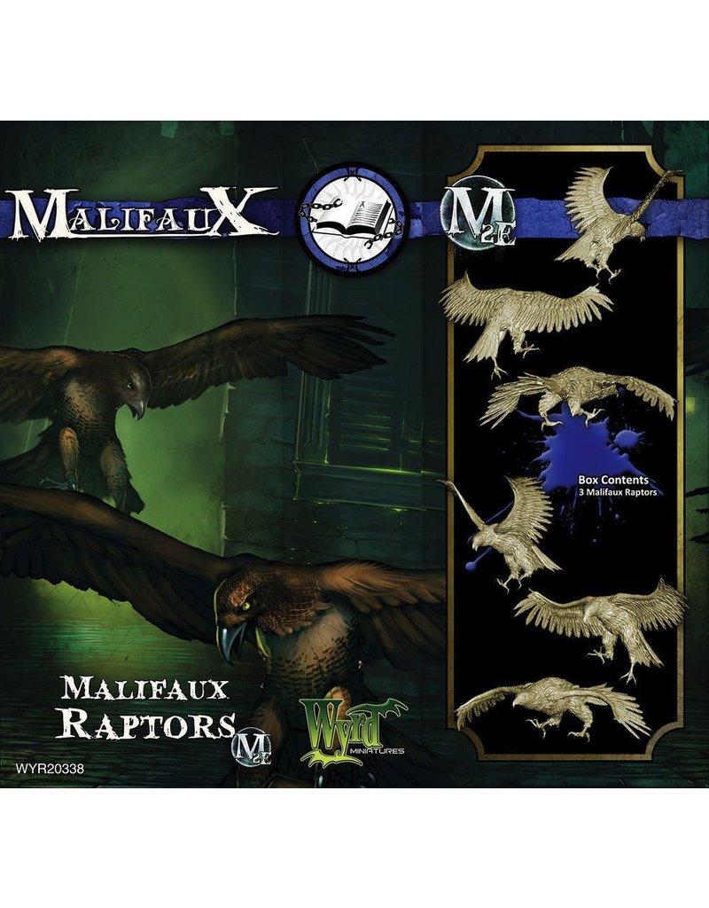 Wyrd miniatures WYR20338 Arcanists: Malifaux Raptors