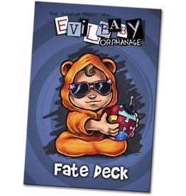 Wyrd miniatures WYR11004 Fate Deck Evil Baby Orphanage