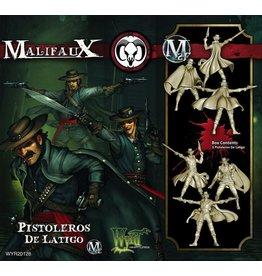 Wyrd miniatures WYR20126 Guild: Pistoleros de Latigo