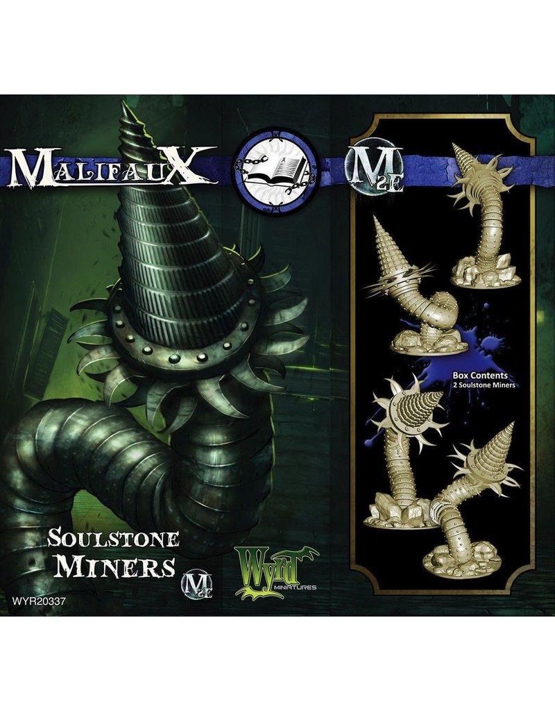 Wyrd miniatures WYR20337 Arcanists: Soulstone Miners (2)