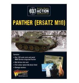 Bolt Action BA German Army: Panther (Ersatz M10)