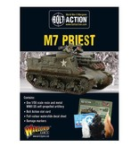Bolt Action BA American Army: M7 Priest Self-Propelled Gun