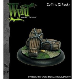Wyrd miniatures WYR0012 Accessories Coffins