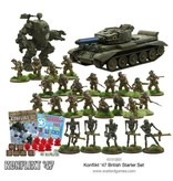 Warlord Games Konflikt 47 British Starter Set